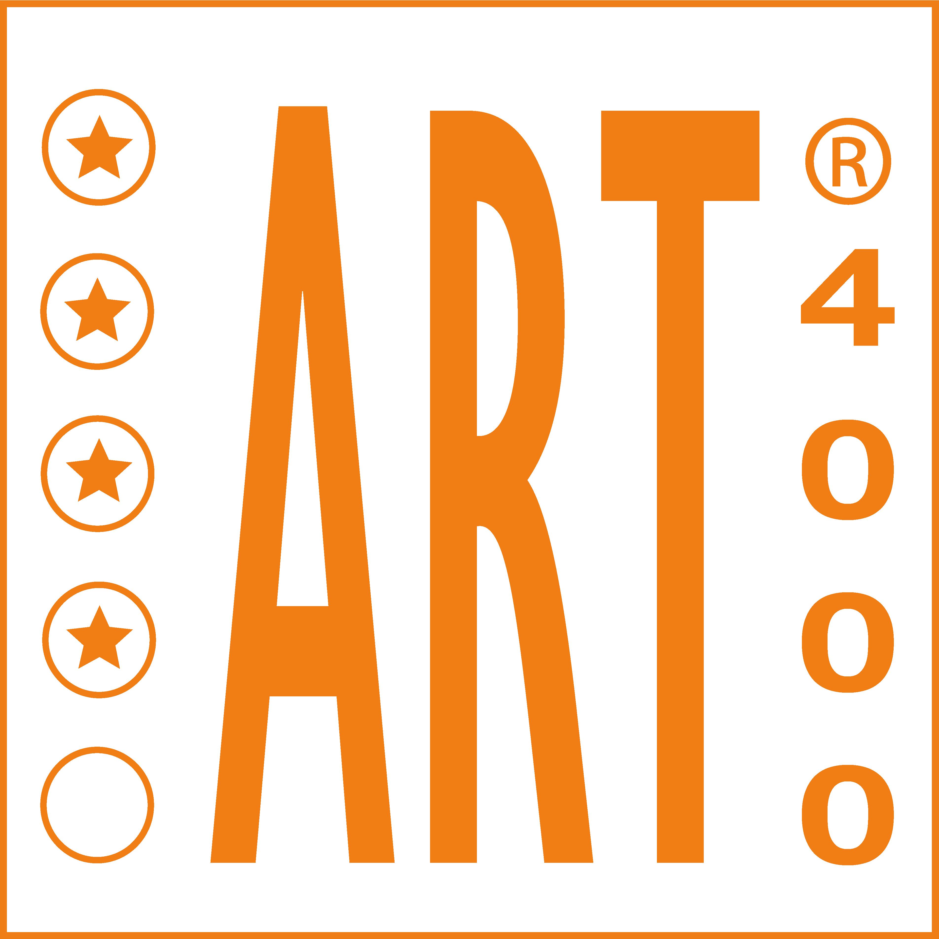 Vinz Dinara Schijfremslot ART4 - Geel