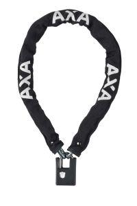 AXA kettingslot Clinch 85cm Zwart