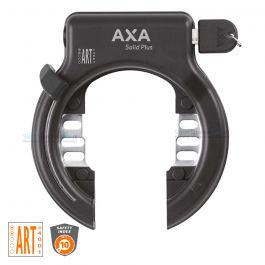 AXA Solid Plus Ringslot - Geschikt voor insteekketting