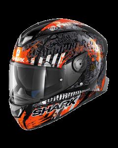 Shark Skwal 2 Switch Rider 2 - Zwart / Wit / Oranje_1