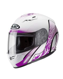 HJC CS-15 Valenta Integraalhelm - Roze / Wit_1
