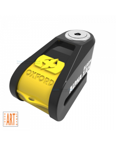 Oxford XA14 Alarm Schijfremslot - ART4