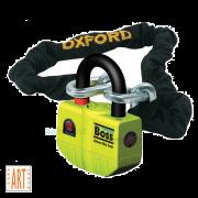 Oxford Boss Alarm met 120cm Ketting