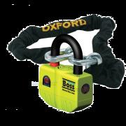 Oxford Boss Alarm met 200cm Ketting